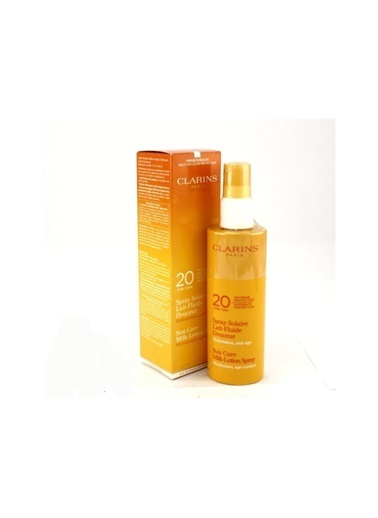 Clarins Süt Spray Spf20 150Ml Renksiz